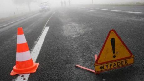 Do wypadku doszło w okolicach miejscowości Występ