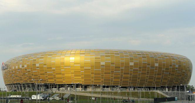 Gdański obiekt to jeden z najpiękniejszych stadionów w Europie (fot. PAP)