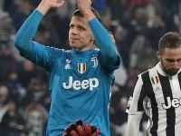 Juventus nie zachwycił. Czujna gra Szczęsnego