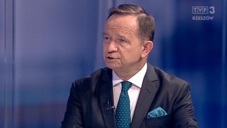 Władysław Ortyl - marszałek województwa podkarpackiego