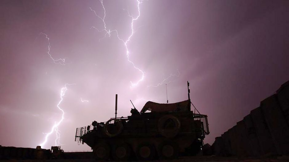 Afganistan (fot. REUTERS/Tim Wimborne)