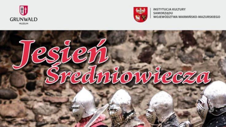 Jesień średniowiecza odbędzie się w sobotę 16 września