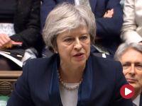 Porażka Theresy May. Izba Gmin odrzuciła umowę ws. brexitu
