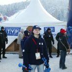 Duża oglądalność zawodów Pucharu Świata w Zakopanem