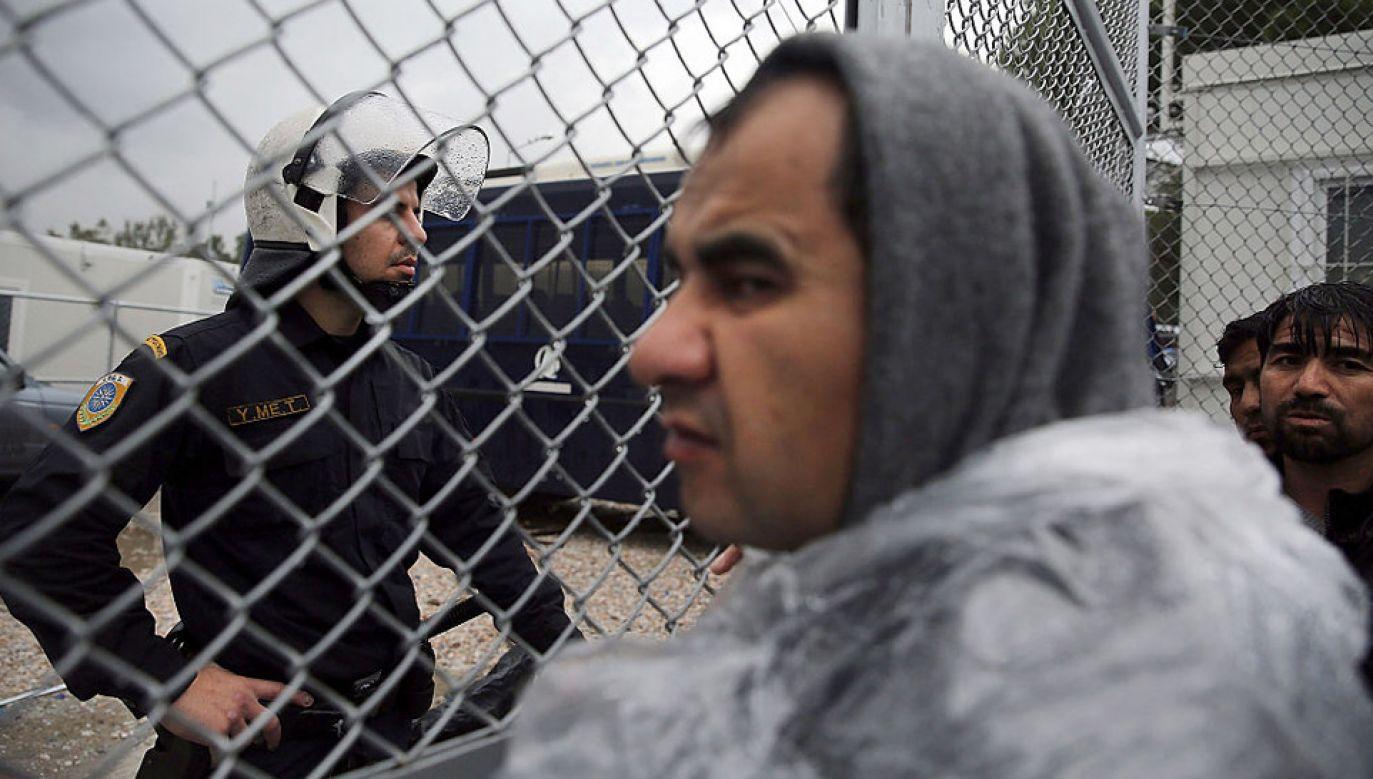 W Morii mieszka około 5 tys. nielegalnych imigrantów (fot. Getty Images/Spencer Platt)