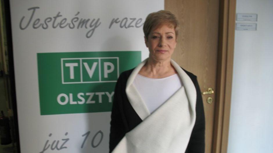 Larysa Kojro, Warmińsko-Mazurskie Kuratorium Oświaty.