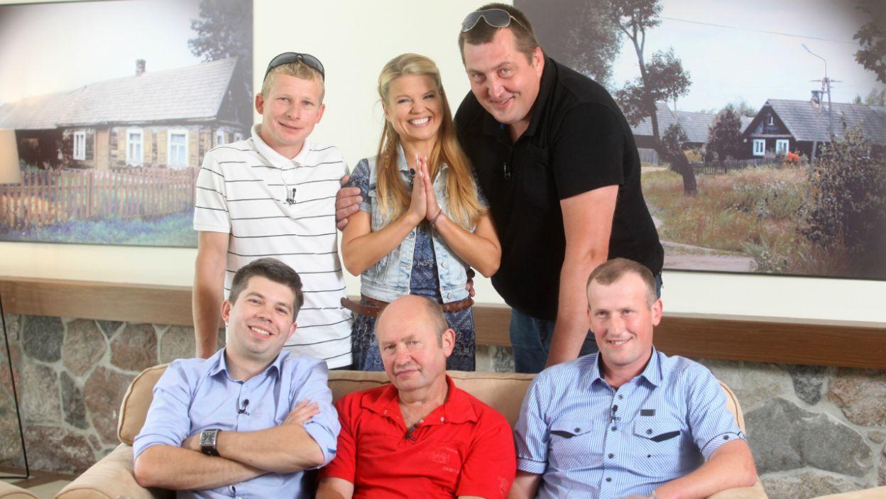 Towarzyszy rolnikom w poszukiwaniu miłości już od pierwszej edycji programu (fot. TVP)