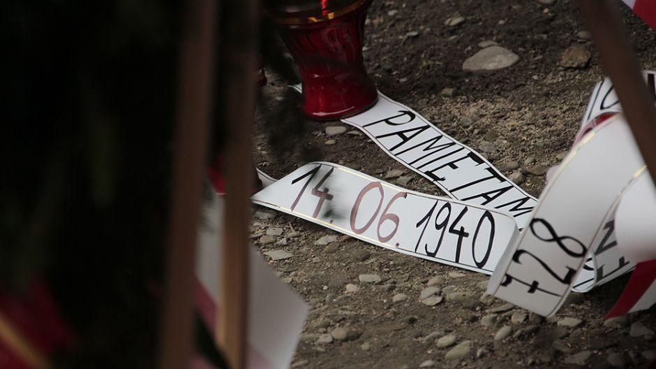 Narodowy Dzień Pamięci - Rocznica pierwszego transportu Polaków do KL Auschwitz (fot. Gabriela Mruszczak) - 6