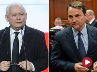 Kaczyński nie musi przepraszać Sikorskiego. Jest wyrok sądu
