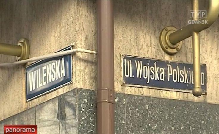 Parytet przy nadawaniu nazw ulic w Słupsku