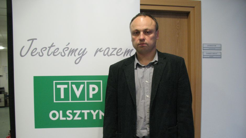 Marek Jaczun, sekretarz W-M Zrzeszenia LZS.