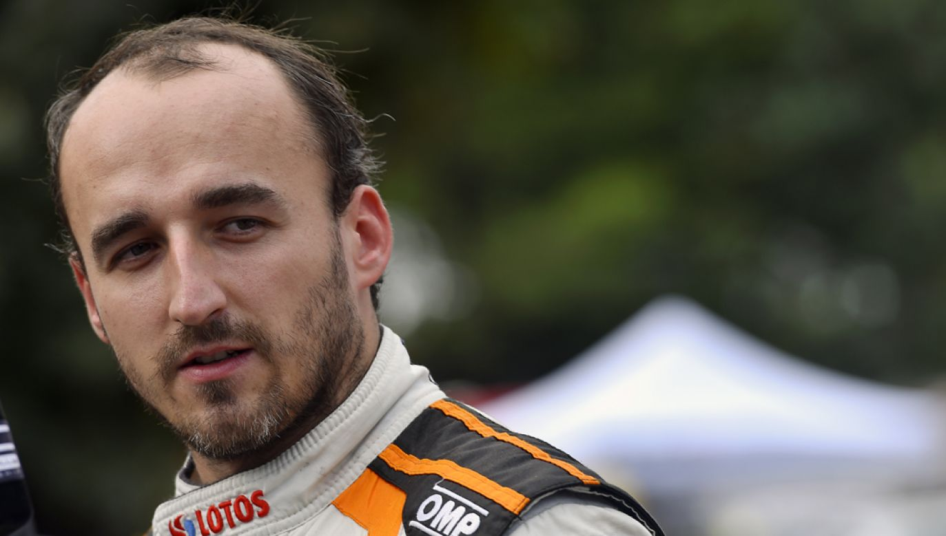 Robert Kubica (fot.Massimo Bettiol/Getty Images)