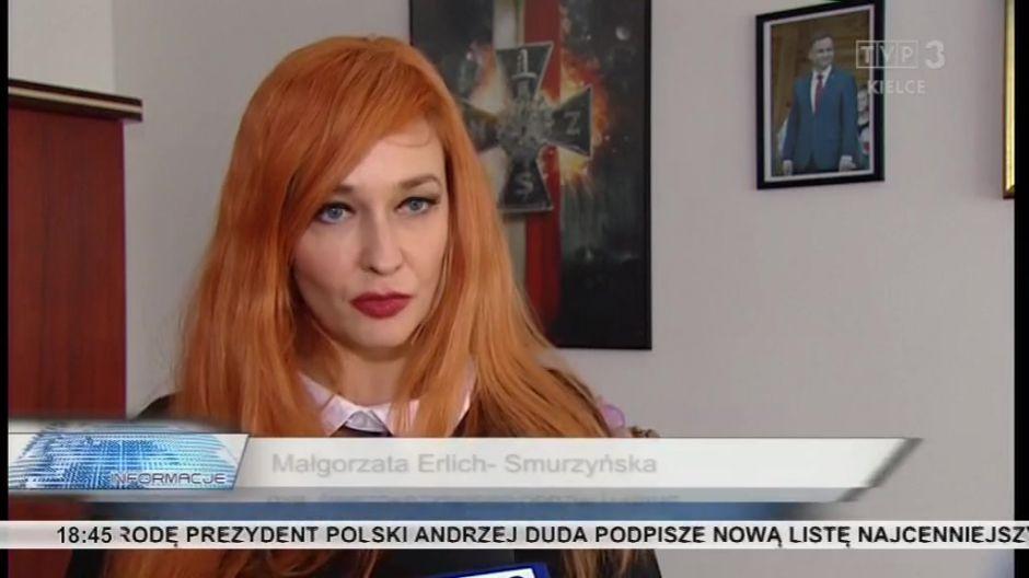 Dyrektor regionalnego oddziału Agencji Restrukturyzacji i Modernizacji Rolnictwa Małgorzata Erlich-Smurzyńska