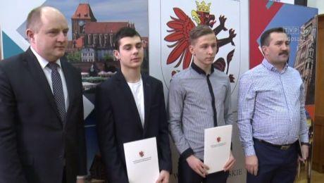 Stypendium marszałka ułatwi im rozwój sportowej kariery