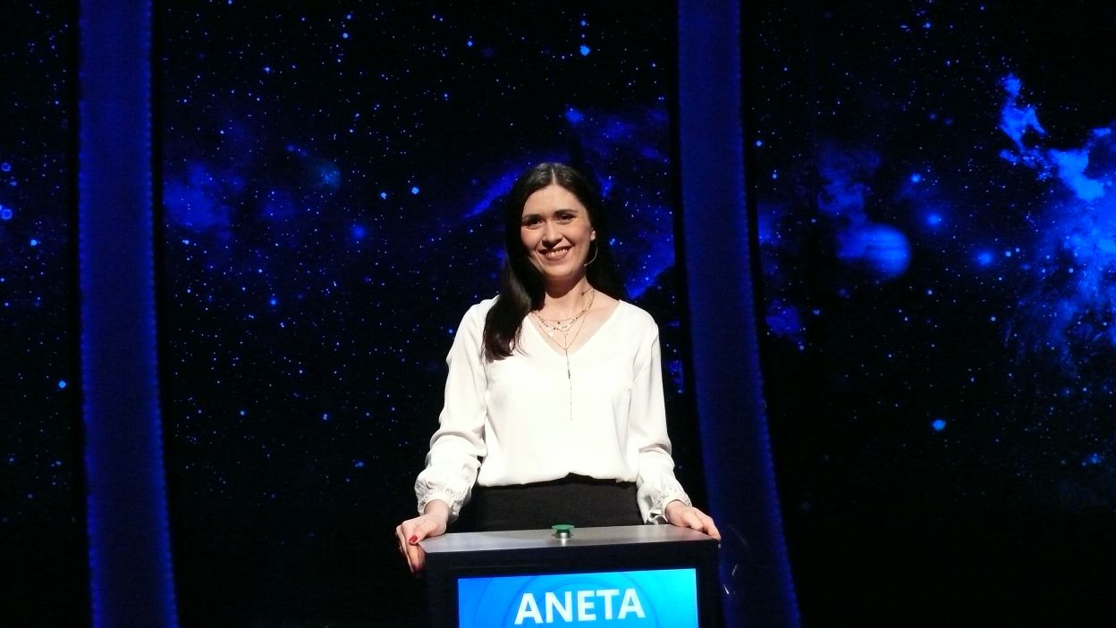 Aneta Kubacka - zwyciężczyni 18 odcinka 105 edycji