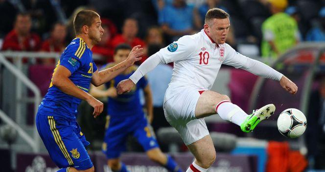 W angielskim zespole wreszcie zagrał Wayne Rooney (fot. Getty Images)