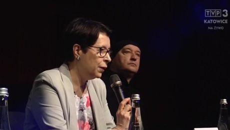 13.06.2018 - Wanda Zwinogrodzka, wiceminister kultury i dziedzictwa narodowego