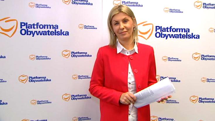 Renata Granowska (fot. arch. TVP3 Wrocław)