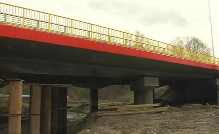 Nowy most na rzece Lubatówka już otwarty