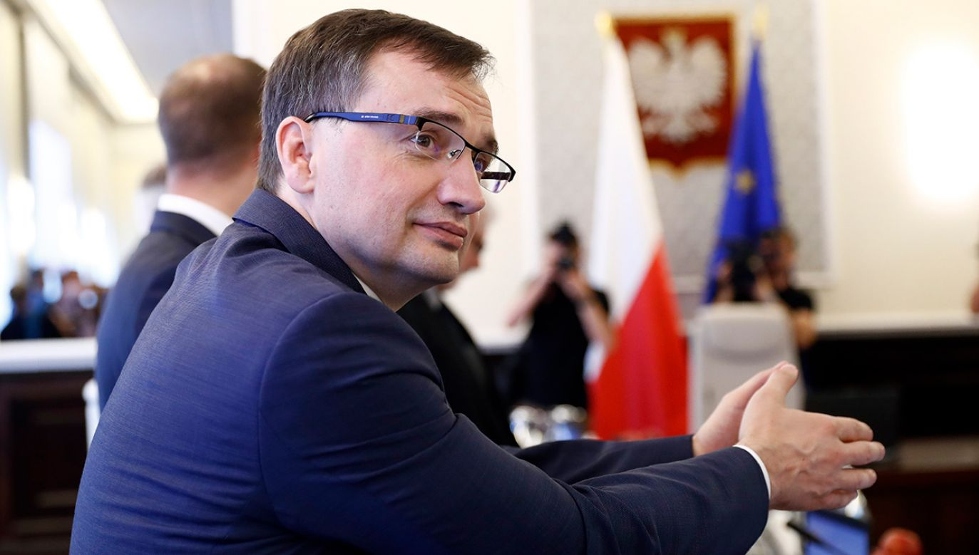 Zbigniew Ziobro (fot. REUTERS/Kacper Pempel)