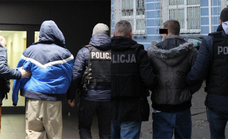 Obaj zatrzymani mężczyźni zostali aresztowani