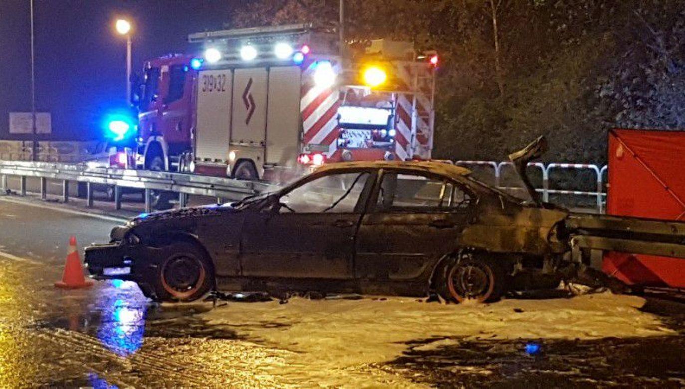 Kierowcy grozi do ośmiu lat więzienia (fot.telewizjastk.pl)