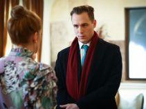 Czy Marcin będzie w stanie oddzielić problemy swojej klientki od niewątpliwego mobbingu, którego jest świadkiem w hotelu? (fot. TVP)
