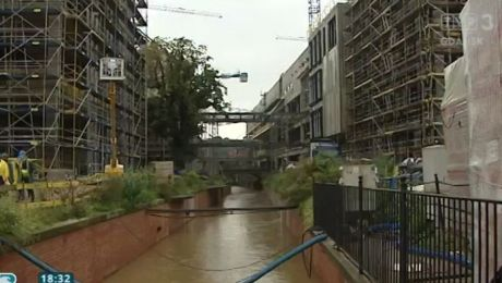 Kontrowersje wokół zabudowy Kanału Raduni