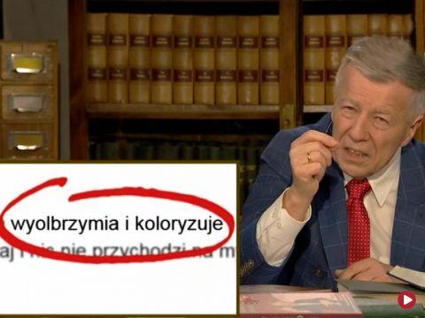 Słownik polsko@polski, Picer, odc. 389