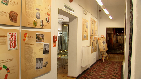 Trzy wystawy: o niepodległości, symbolach i misji wojskowej