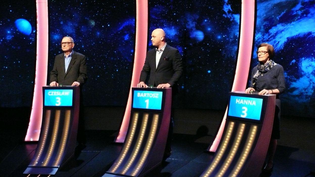 Finalistami 7 odcinka zostało kolejnych trzech graczy