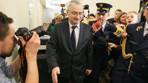 Krzysztof Bondaryk - były szef Agencji Bezpieczeństwa Wewnętrznego (fot. arch.PAP/Paweł Supernak)