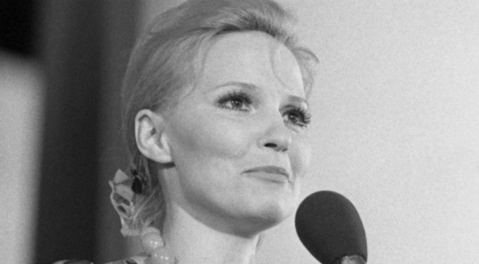 Opole '74: Edyta Wojtczak zawsze wywoływała tylko pozytywne emocje (fot. TVP)
