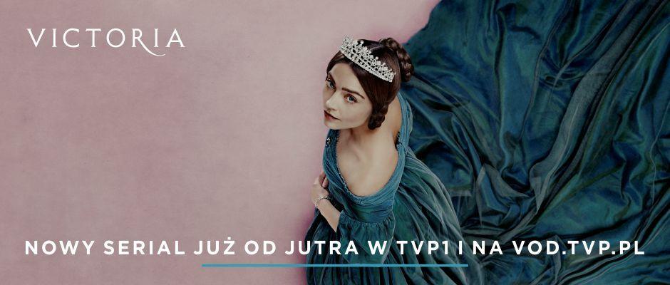 Nowy serial już od jutra w TVP1