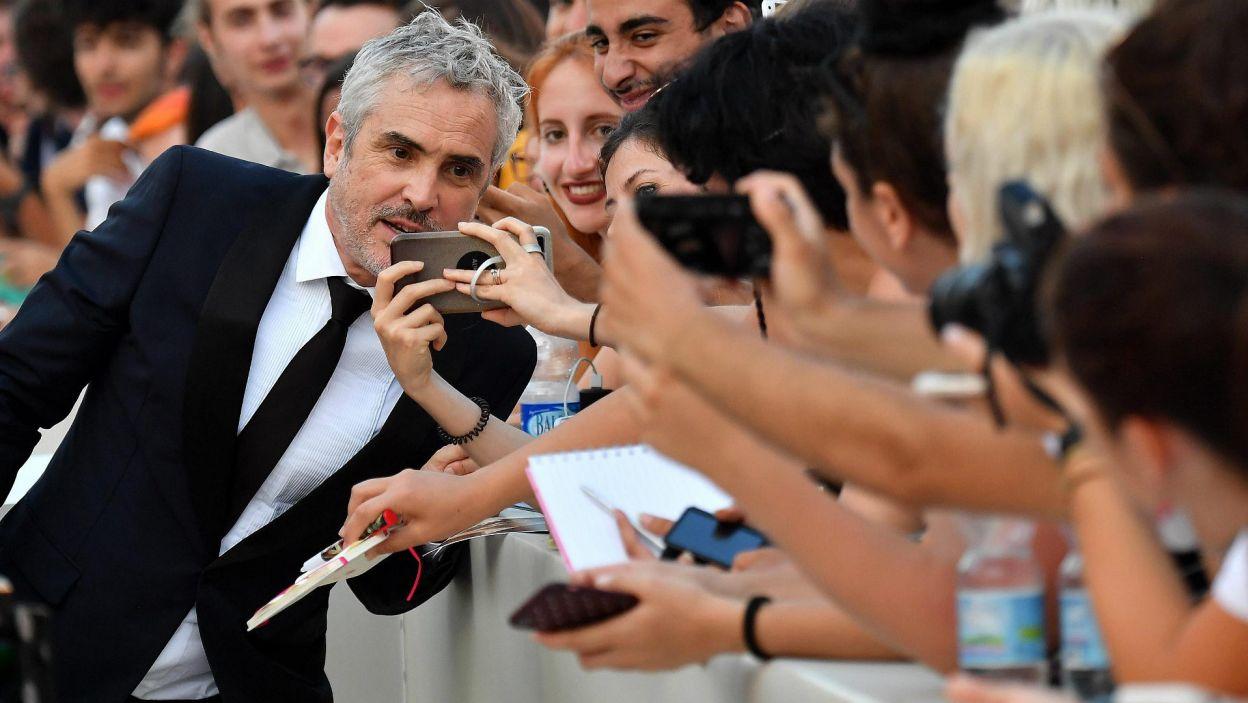Alfonso Cuarón (EPA/ETTORE FERRARI)