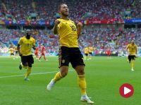 Skrót meczu Belgia – Tunezja