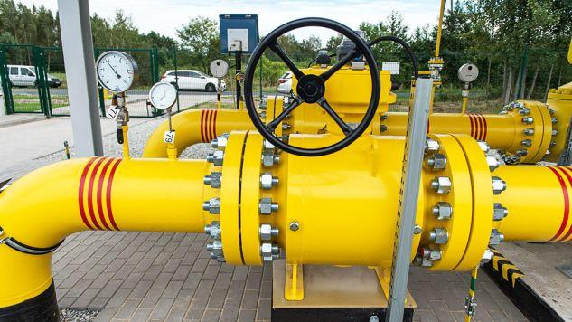 Komisja Europejska przyznała 79 mln euro na budowę gazociągu w Polsce (fot. arch.PAP/Maciej Kulczyński)