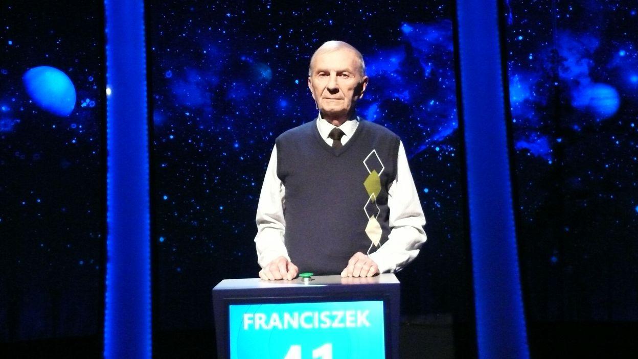 Franciszek Czubaj - zwycięzca 19 odcinka 102 edycji