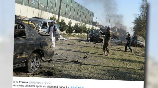W zamachu rannych zostało ponad 160 osób (fot. TT)