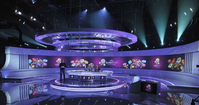 W środę w bloku F telewizji zainaugurowano jego działalność (fot. Jan Bogacz/TVP)