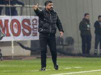 Gattuso wściekły po porażce.