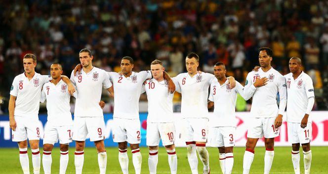 Reprezentacja Anglii (fot. Getty)