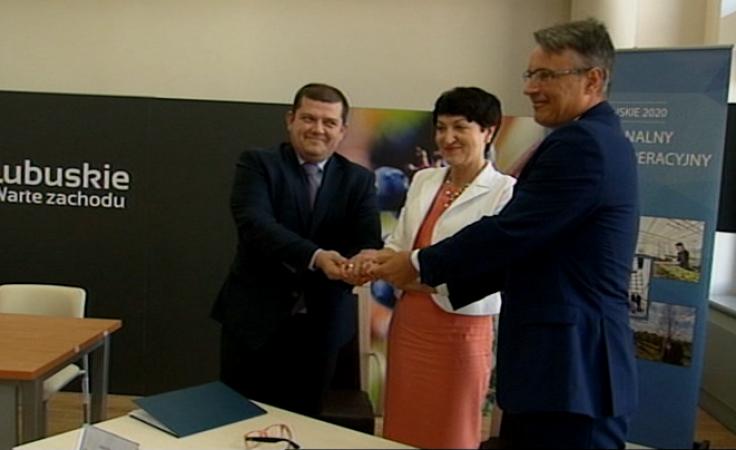 Porozumienie na realizację inwestycji za ponad 100 mln euro
