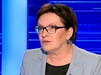 """Była premier Ewa Kopacz w """"Dziś wieczorem"""". Sprawdź, kto jeszcze będzie gościem TVP Info"""