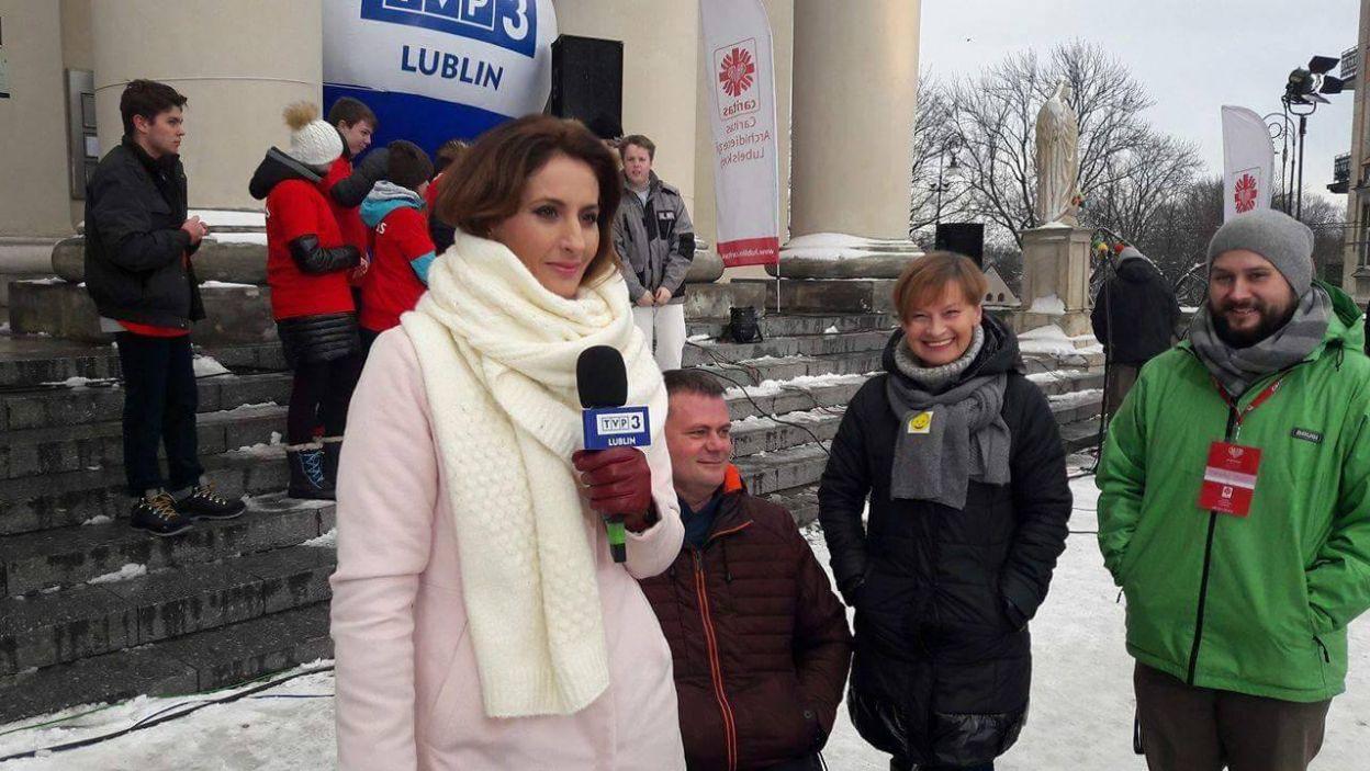 Regionalne ośrodki Telewizji Polskiej odwiedzają miejsca i osoby, których poświęcenie zasługuje na najwyższe uznanie (fot. TVP)