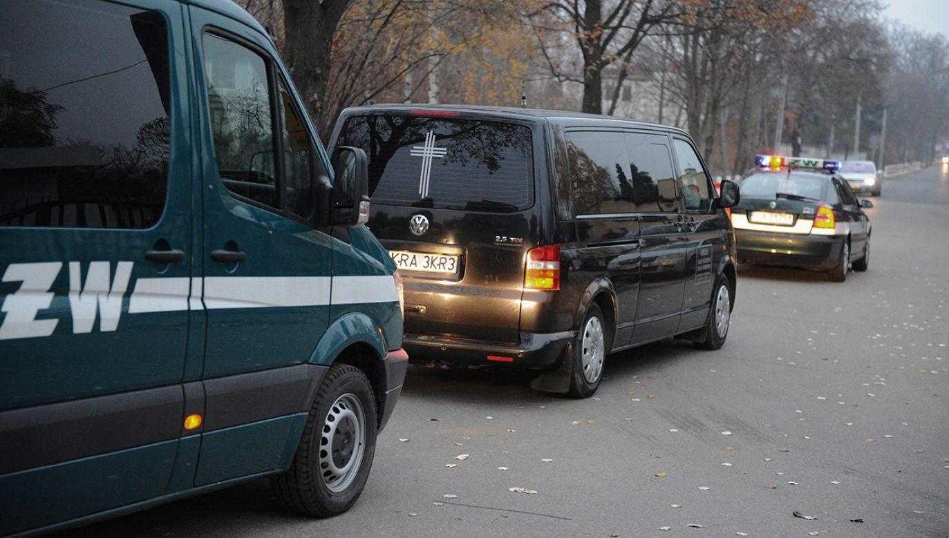 Ekshumacje rozpoczęły się w połowie listopada 2016 r. (fot. arch.PAP/Grzegorz Jakubowski)