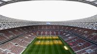 Stadion Łużniki (Moskwa). Pojemność: 81 006.  Rok otwarcia: 1956 (ostatnia przebudowa 2017) (fot. Getty)