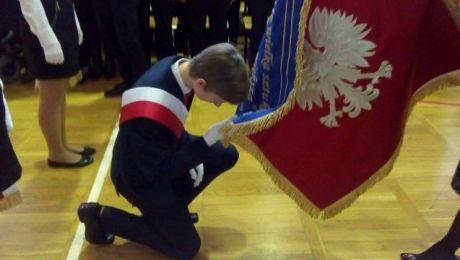 Patronem ostródzkiej podstawówki jest Kornel Makuszyński