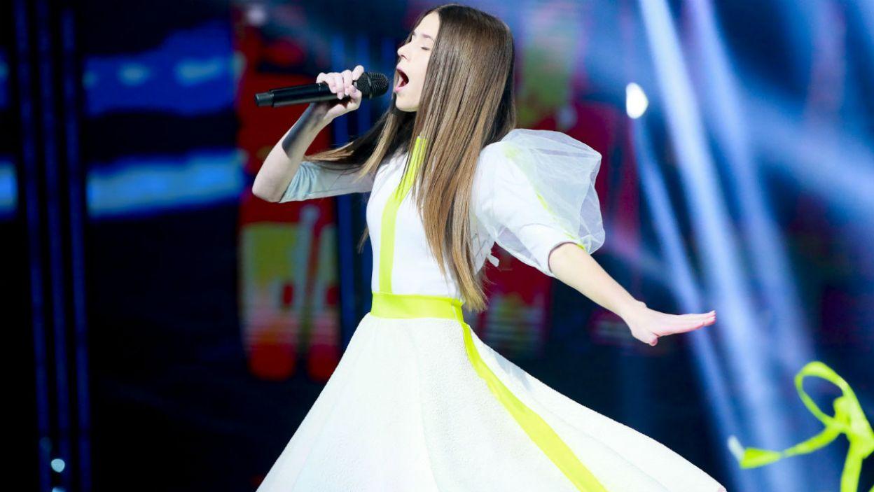 """Reprezentantka Polski będzie walczyć o podium utworem  """"Anyone I Want to Be"""" (fot. Andres Putting/Eurovision)"""