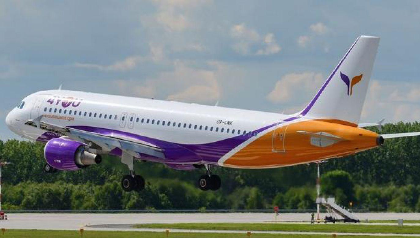 Jednym z wierzycieli 4You Airlines sp. z o.o. jest będąca w likwidacji linia Eurolot S.A (fot. materiały promocyjne)